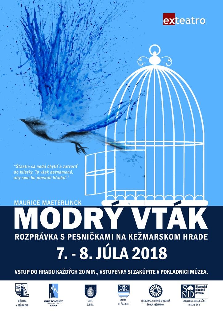 Plagát k podujatiu: Rozprávka na Kežmarskom hrade